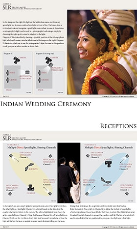 Wedding Photography Lighting. SimpleSLR Photography Guides